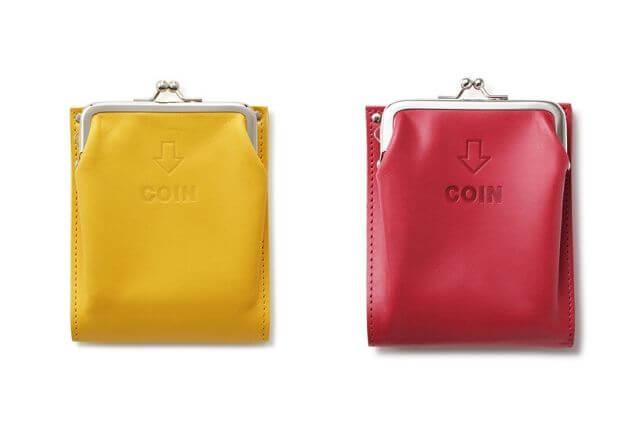 JOLI-外がま口二つ折財布-新色