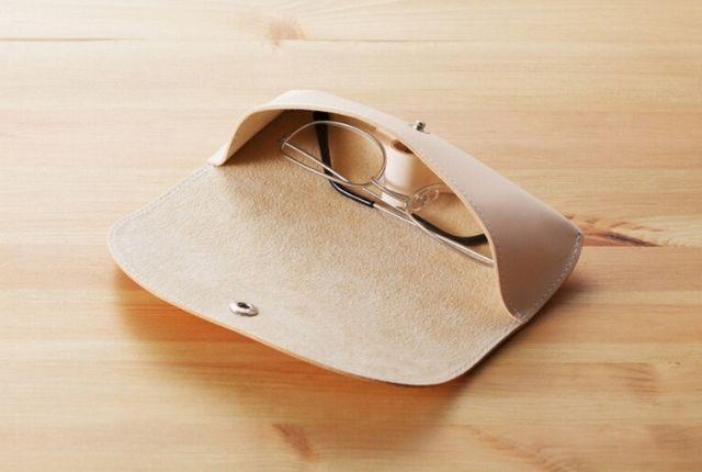 JOLI-眼鏡ケース-細い眼鏡の例