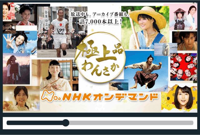 U-NEXT-メリット-NHK見放題